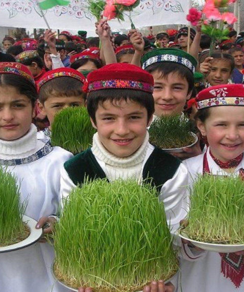 Novrooz in Tajikistan Dushanbe to Islamabad