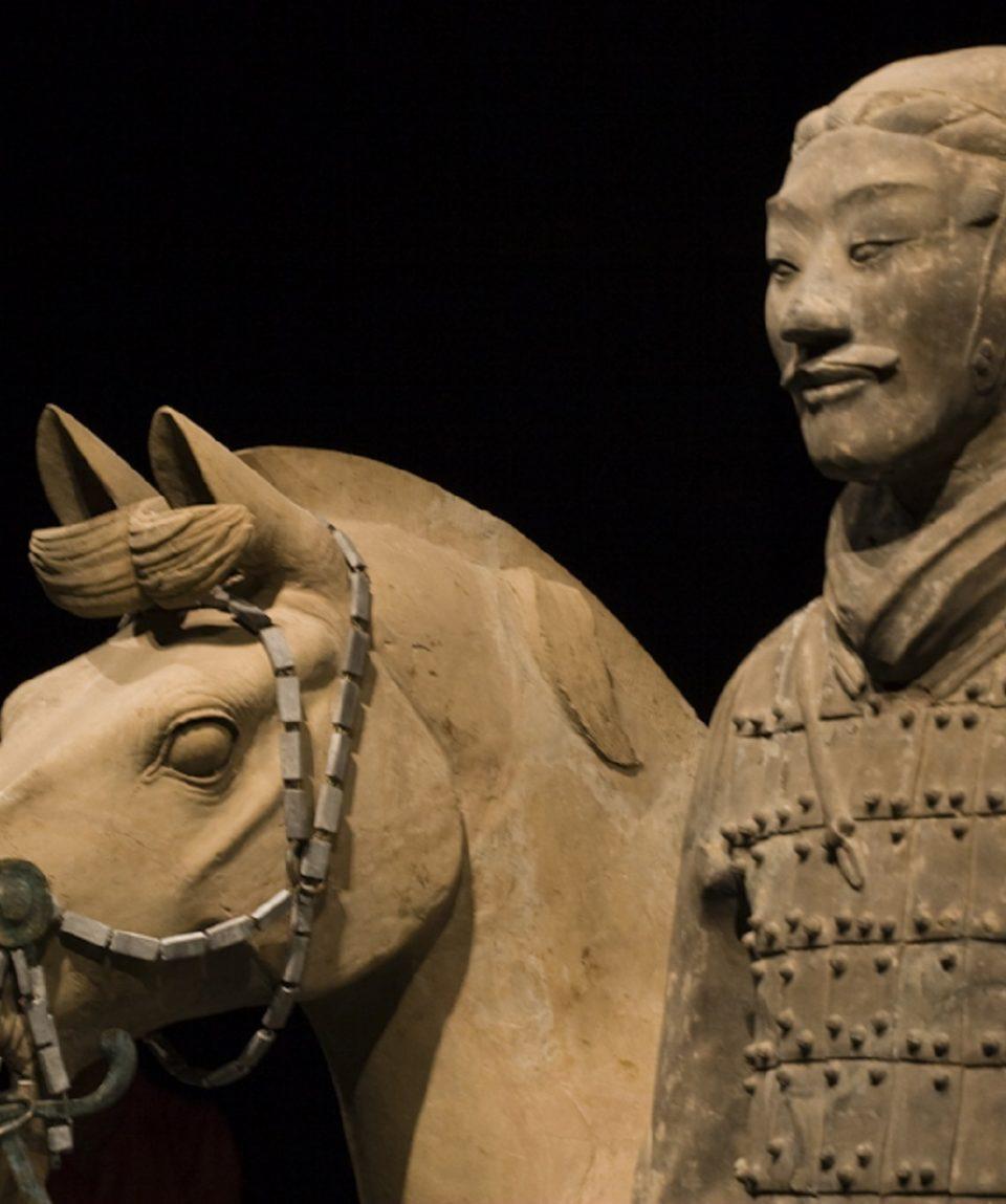 Terracotta Army Xian HDT