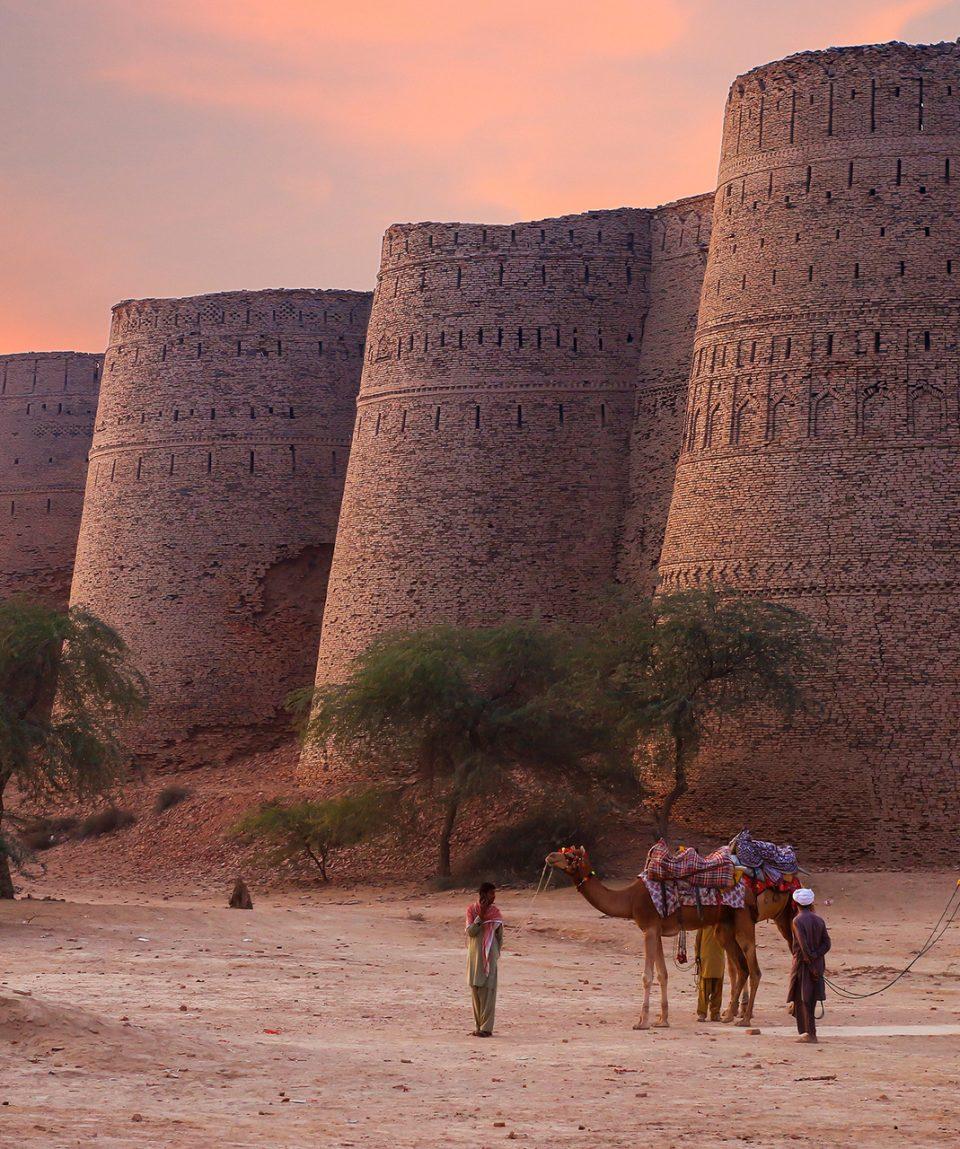 Derawar Fort. HDT