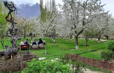 Spring in Khaplu