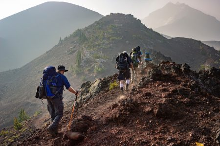 tips for trekking